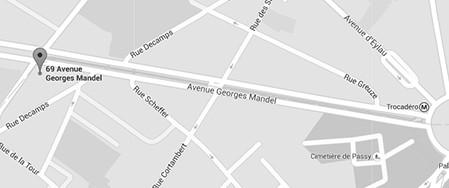 Notre adresse à Paris